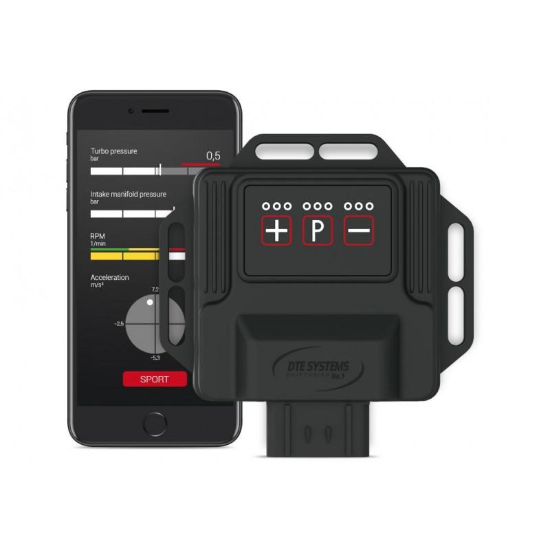 PedalBox Power controle X
