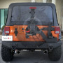 HEAVY DUTY Porte roue Jeep Wrangler JK