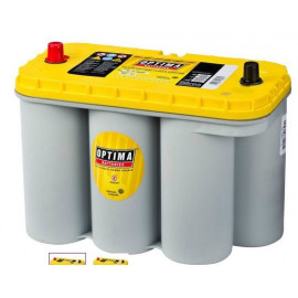 batterie OPTIMA jaune 12V 75AH 975A
