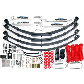Châssis complet +4 - 100mm ProComp pare-chocs Jeep Wrangler YJ 87-95