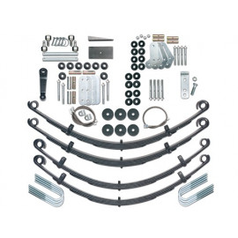 Suspension complète +4.5 - 115mm Rubicon Duty Extreme Jeep Wrangler YJ 87-95