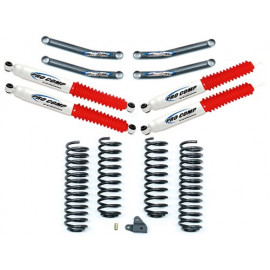 Suspension complète +3 - 75mm m. ProComp pare-chocs Jeep Grand Cherokee ZJ 92-98