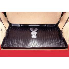 Tapis de coffre bacs à bagages en caoutchouc Jeep Wrangler TJ 03-06