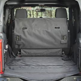 Protection de coffre Jeep Wrangler JK 07-18 à 2 portes