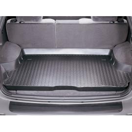 Protection de coffre en caoutchouc noir Jeep Grand Cherokee WJ 99-04 noir