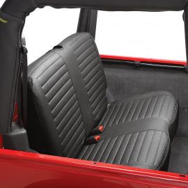 Housses de siège arrière Bestop Jeep Wrangler TJ 03-06