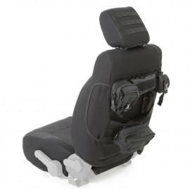 Housse de siège avant G.E.A.R. avec les sacs Jeep Wrangler JK 07-12