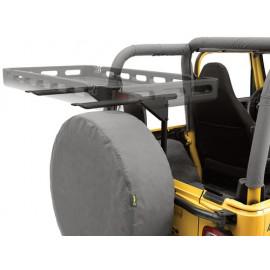 Support de kit de montage pour plateau de hayon Jeep Wrangler JK 07-17
