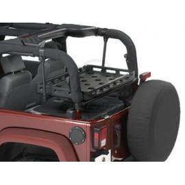 Kit de montage support de fixation de cargaison inférieur Jeep Wrangler JK TJ 03-16