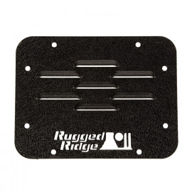 Support de plaque 07/18 Jeep Wrangler JK