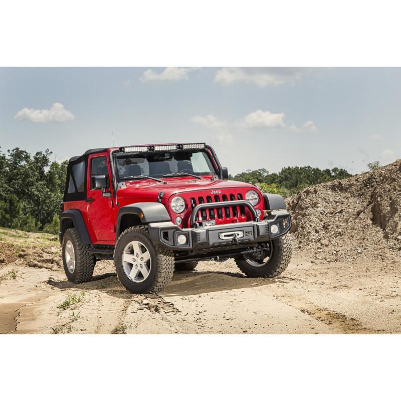 Barre Bumper Spartacus 07/18 Jeep Wrangler JK