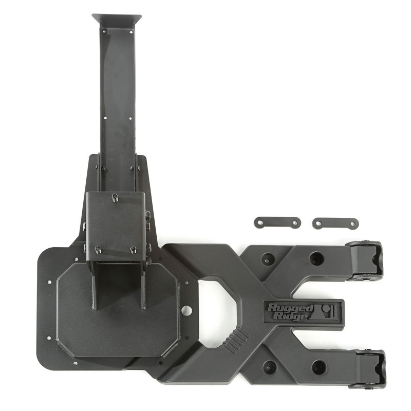 Kit porte pneus HD 07/18 Jeep Wrangler JK
