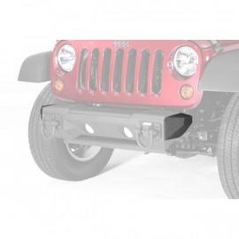 Kit d'extrémité de parechocs tout terrain stubby 0718 Jeep Wrangler JK