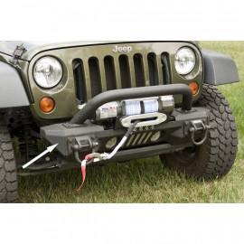 XHD Kit d'extrémité de pare-chocs avant en aluminium 0718 Jeep Wrangler JK