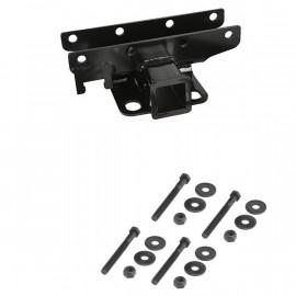 Dispositif d'attelage 2 pouces 07/18 Jeep Wrangler JK