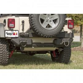 XHD Pare-chocs Arrière Aluminium 07/18 Jeep Wrangler JK