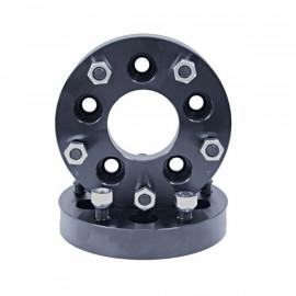 Kit d'adaptateur de roue 1,375 pouce, modèle de boulon 5x5 à 5x5,5