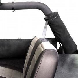 Sac de sport Trail Bag monté 55-18 Jeep CJ / Wrangler YJ / TJ / JK