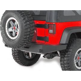Pare choc arrière noir Jeep Wrangler JK 07-18