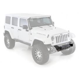 Pare-chocs avant centre XRC M.O.D Winch Jeep Wrangler JK 07-16