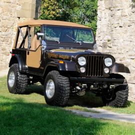 Élargisseurs ailes 12cm au xénon Purim Jeep CJ 76-86