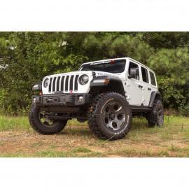 Spartacus Stubby Pare choc, Noir 18-19 Jeep Wrangler JL / JLU