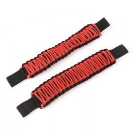 Poignée de maintien rouge Jeep Wrangler JK / JL