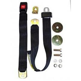 ceinture de securitee ventrale arriere 1976-91