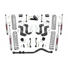 "Kit de suspension 3.5"" Wrangler JL Rubicon 4 portes"
