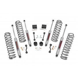 "Kit de suspension 2.5"" Rough Country Wrangler JL"