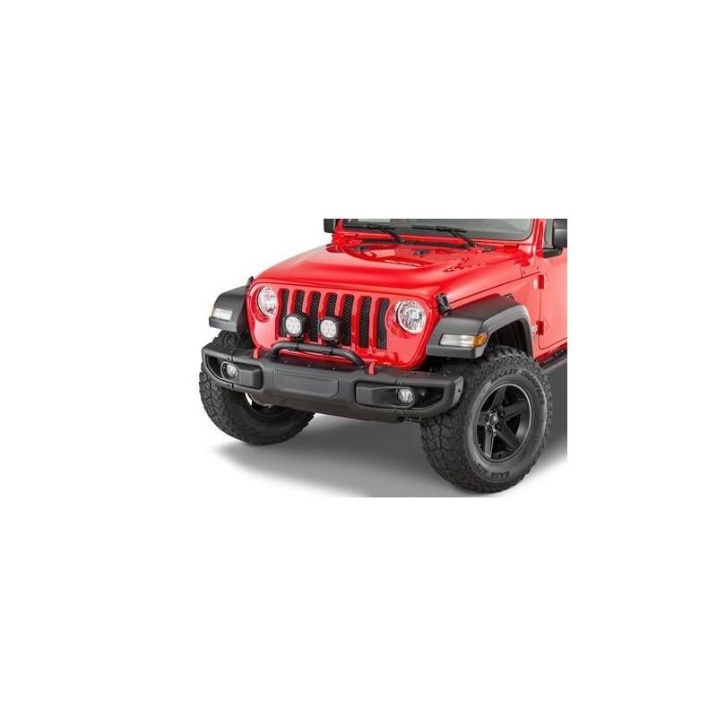 Pare choc avant 10th Jeep wrangler JL