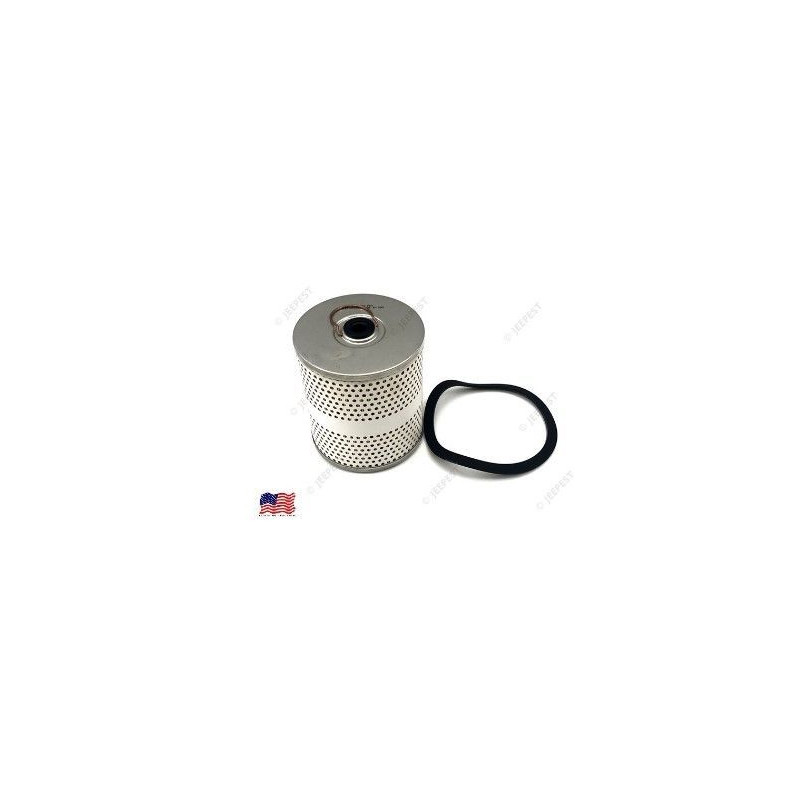 filtre a huile moteur Jeep Willys MB Hotchkiss M201 & Ford GPW