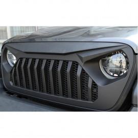 Calandre angry eyes Jeep JL