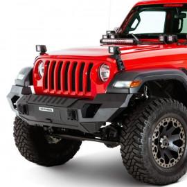 Pare choc arrière Jeep wrangler JL noir GORHINO