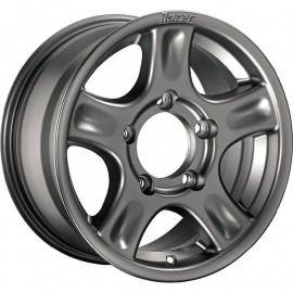 Jante RACER Silver 8 X 17 JL/JK