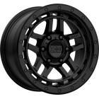 Jante KMC XD140 SATIN BLACK 9 X 17 JL/JK/JT
