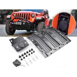 Verrou de capot Jeep Wrangler JL