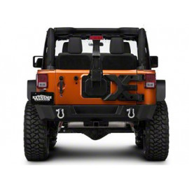 Heavy Duty Bâti de charnière porte pneus Jeep Wrangler JK