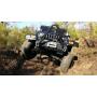 HEAVY DUTY Stinger Pare Choc avant Jeep CJ & Wrangler
