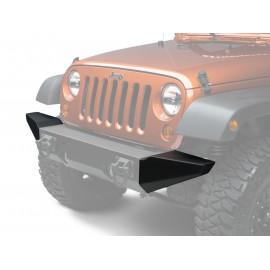 HEAVY DUTY Embout de Pare Choc long Jeep Wrangler JK