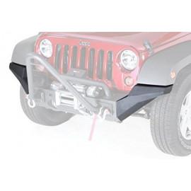 HEAVY DUTY Embout avant de Pare Choc Jeep Wrangler JK
