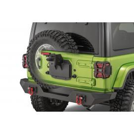HEAVY DUTY Porte Pneu Jeep Wrangler JL