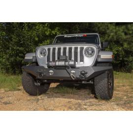 Spartan Pare choc Avant Jeep Wrangler JL 2018