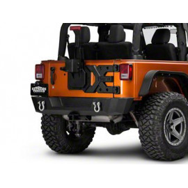 Heavy Duty Kit porte pneus Jeep Wrangler JK 07/18