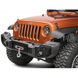 SPARTACUS Pare choc Avant Jeep Wrangler JK