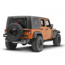 SPARTAN Pare choc arrière Jeep Wrangler JK