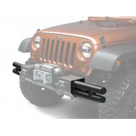HEAVY DUTY Embout pare choc tube Jeep Wrangler JK