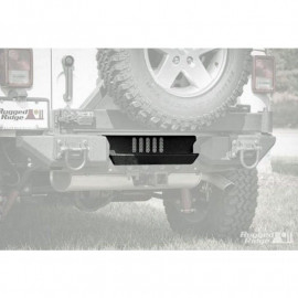XHD Butée De Pare-Choc Arrière Aluminium 07/18 Jeep Wrangler JK