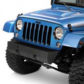 HEAVY DUTY Pare choc avant montage sans treuil Jeep Wrangler JK