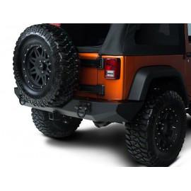 HEAVY DUTY Pare Choc arrière Jeep Wrangler JK